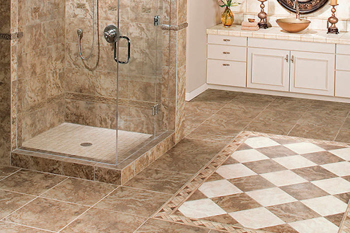 Tile And Flooring kitchen cabinets and flooring combinations hardwood vs tile in kitchen flooring forum American Concepts Tile1 American Olean Certified Flooring